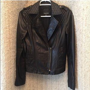 Troupe Genuine  Leather Jacket